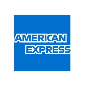 Pasarela de pago tiene como opcion de pago american express